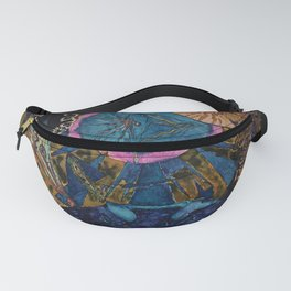Underwater meeting Fanny Pack
