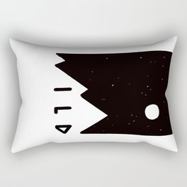 Wild Card Rectangular Pillow