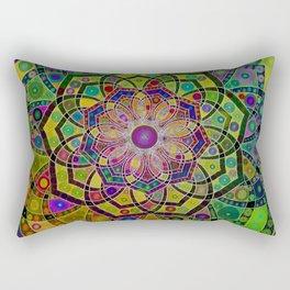 Unfolding Magic Rectangular Pillow