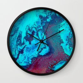 You Can't Keep Letting It Get You Down Wall Clock