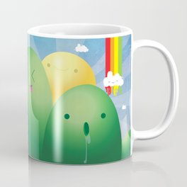 Cheeky Mountains Coffee Mug