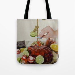 You'll Eat It And You'll Like It- Cherries Tote Bag