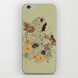 Northern Bear iPhone Skin