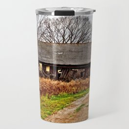Wisconsin Old Barn 2 Travel Mug