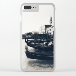 The Wonder of Venice Clear iPhone Case