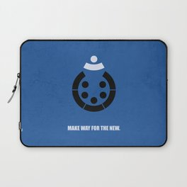 Lab No. 4 -Make way for the new corporate start-up quotes Poster Laptop Sleeve