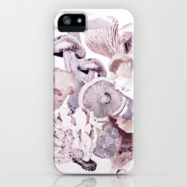 Mushroom Medley iPhone Case