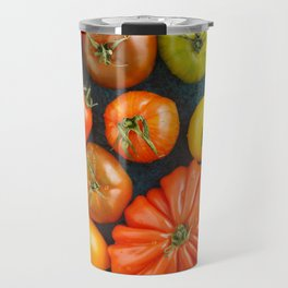 Various heirloom tomatoes Travel Mug