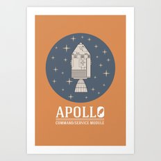 Apollo V1 Art Print