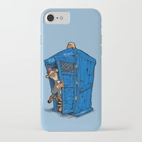 tigger iPhone & iPod Cases featuring It's B-I-Double g-ER on the Inside by cû3ik designs