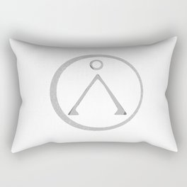 Stargate home Rectangular Pillow