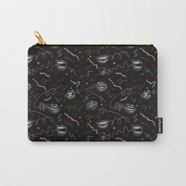 Speech Signals by Chrissy Curtin Carry-All Pouch