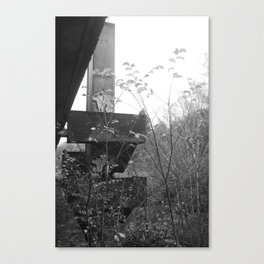 St. Peter's Seminary - Stair Tower Canvas Print