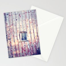 Morning Chores Stationery Cards
