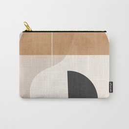 Geometric Abstract 82 Carry-All Pouch