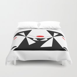 cryptographic 3 Duvet Cover