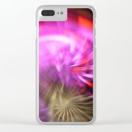 Unbelievable light refraction Clear iPhone Case