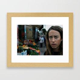 You Stun Me Framed Art Print