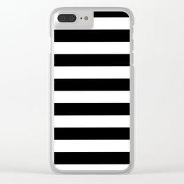 Rollin' Clear iPhone Case
