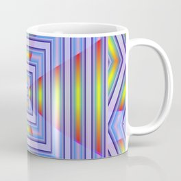*Blue Heavens Doorway* Coffee Mug