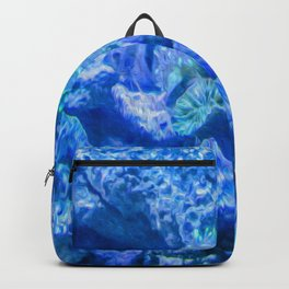 Electric Coral Backpack