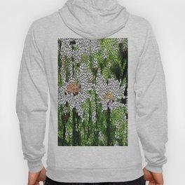 Garden Mosaic Design Hoody
