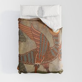 harpy glance Comforters