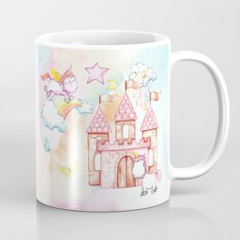 Unicorn Avalon Island Coffee Mug