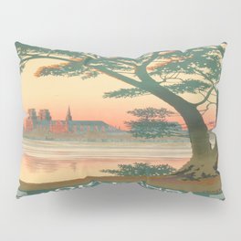 Vintage poster - Orleans Pillow Sham