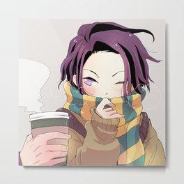 hot drink Metal Print