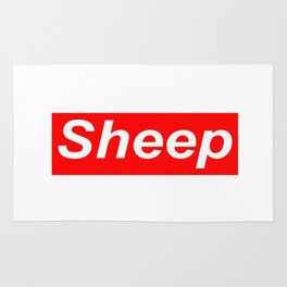 Sheep (iDubbbz Merch) Supreme Rug