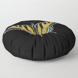 Swallowtail Butterfly Floor Pillow