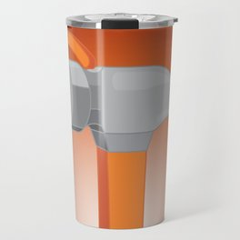 hammer eye Travel Mug