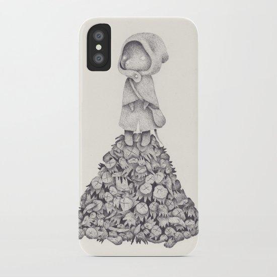 Célestine iPhone Case