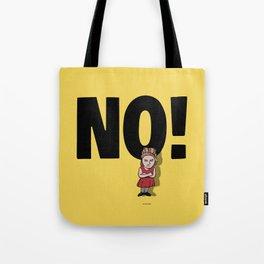 No! no.5 Tote Bag
