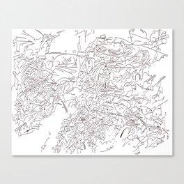 Yaletown Canvas Print