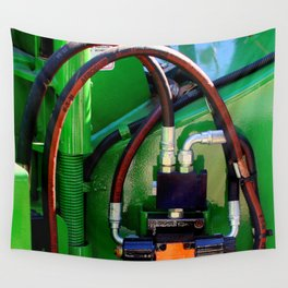 The Heart Of The Matter Wall Tapestry