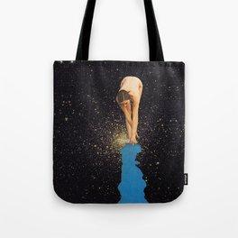 Globular Girl Tote Bag