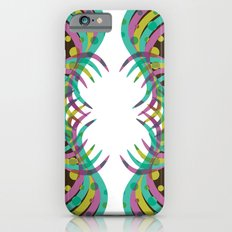 Abstract Spring Bloom Slim Case iPhone 6s