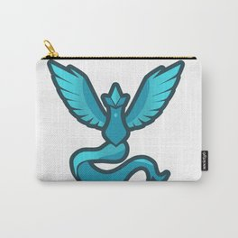 Team Mystic Logo Carry-All Pouch