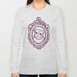 Pug Princess Long Sleeve T-shirt