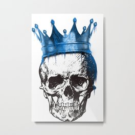 The Ice King Metal Print