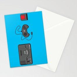#39 Sega Megadrive Stationery Cards