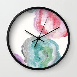 Winifred circles Wall Clock