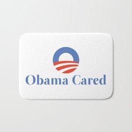 Obama Cared Bath Mat