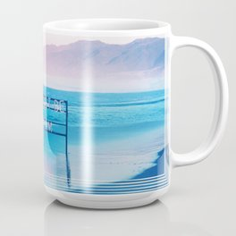 This Must Be My Dream Pastel Paradise Beach Vibe Coffee Mug