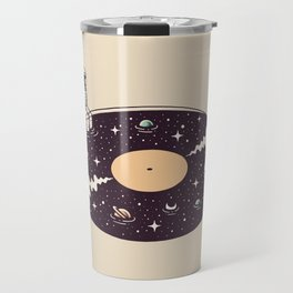 Cosmic Sound Travel Mug