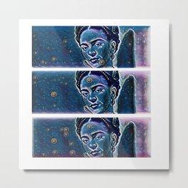 Frida Khalo 2.0 Metal Print