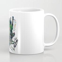 Studio Ghibli - Howl's Moving Castle Coffee Mug