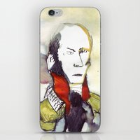 lawyer iPhone & iPod Skins featuring the lawyer man by seb mcnulty